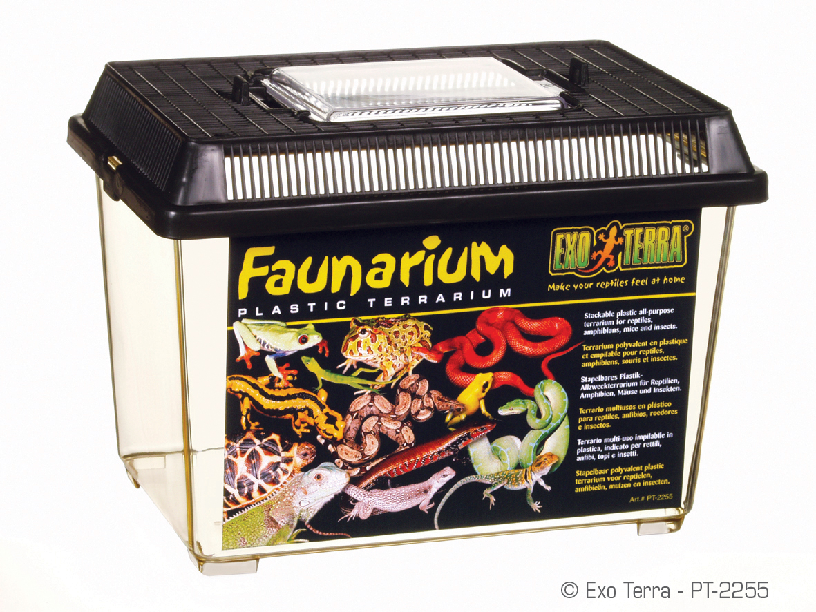 Exo Terra Faunarium All Purpose Terrarium
