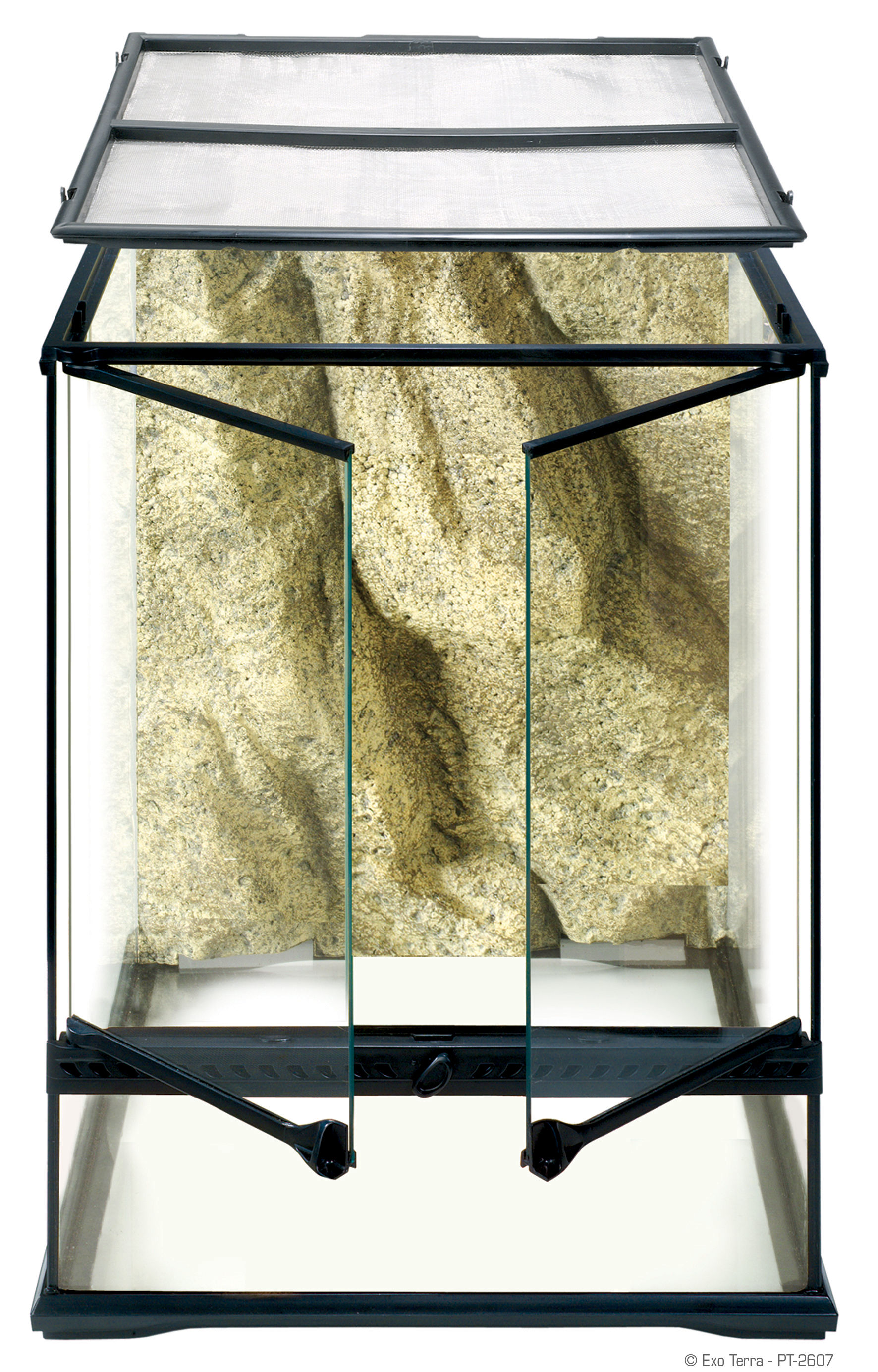 Exo Terra Natural Terrarium Small Advanced Reptile Habitat
