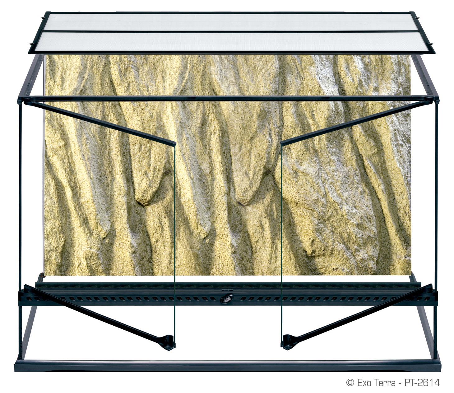Exo Terra Natural Terrarium Large Advanced Reptile Habitat