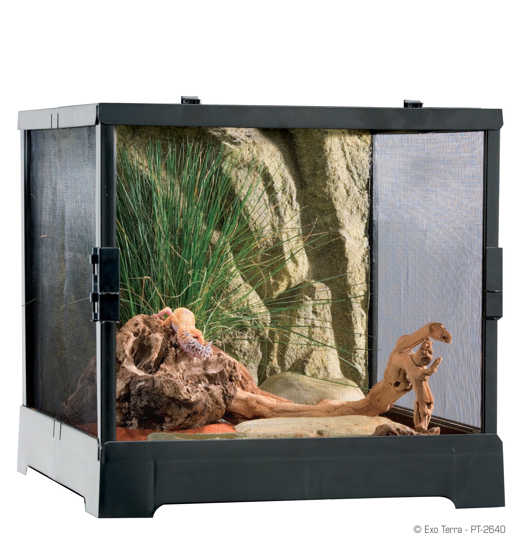 Exo Terra Screen Terrarium Aluminum Screen Habitat