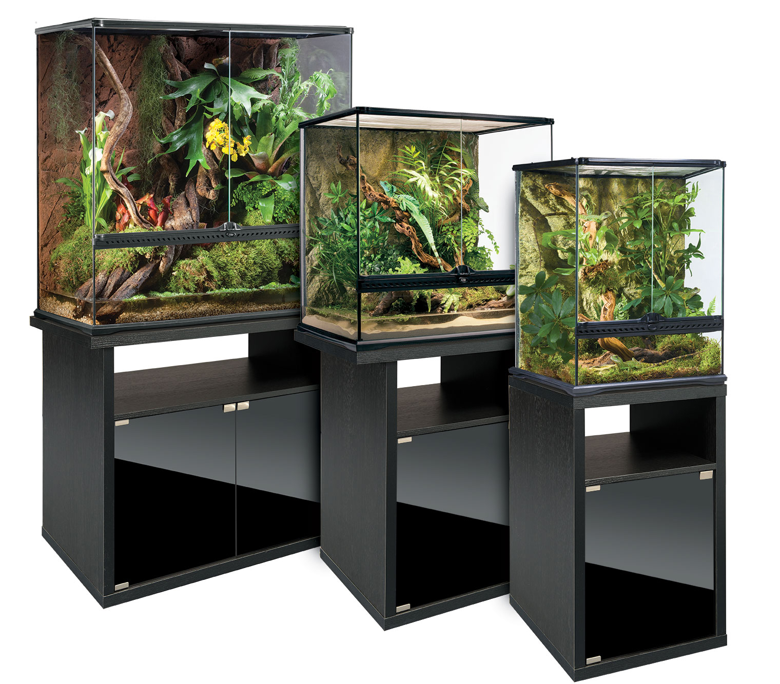 exo terra terrarium cabinet meuble pour terrarium. Black Bedroom Furniture Sets. Home Design Ideas