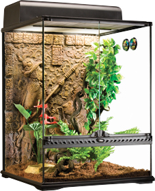 Exo Terra Natural Terrarium Maya Advanced Reptile Habitat