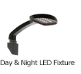 Day & Night LED Fixture