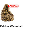 Pebble Waterfall